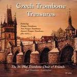 Czech Trombone Treasures. St. Olaf Trombone Choir and friends. Paul Niemisto, director.